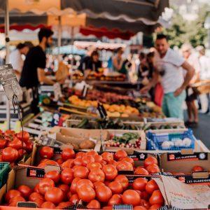 Concarneau Market