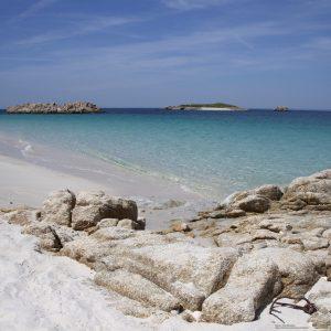 Les îles Glénan