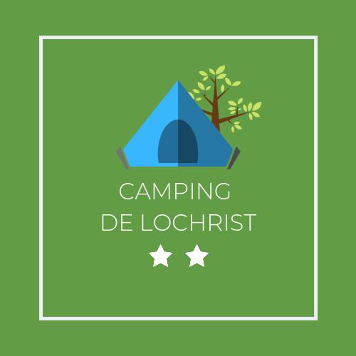Logo camping de Lochrist 2 étoiles