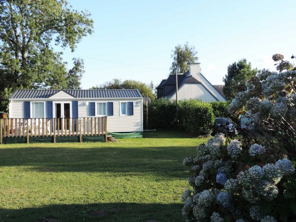 Mobile home rental Concarneau